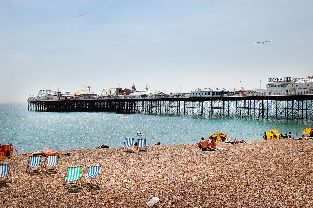 What to do in Brighton in 24 hours | Travel Blog | olgatribe.com #england